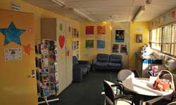 Photograph: Parent Link Resource Room