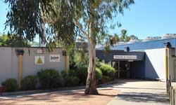 Photograph: Junior Campus Entrance