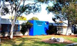 Photograph: Senior Campus Entrance