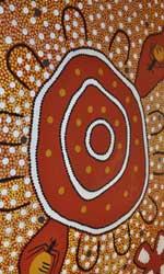 Photograph: Indigenous Artwork
